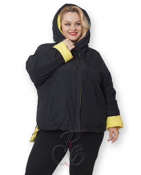 Куртка женская двухсторонняя Pepperstyle P2021-6613