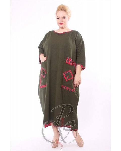 Платье Boho Style A1707-9082