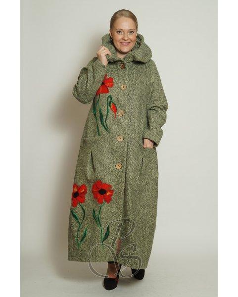 Пальто PepperStyle P2036-5999