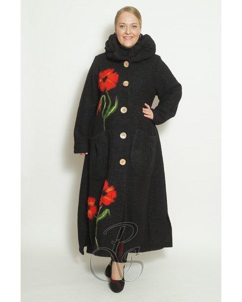 Пальто женское PepperStyle P2041-6610