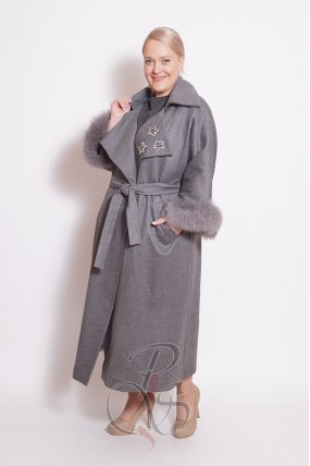 Пальто женское PepperStyle P2046-7284