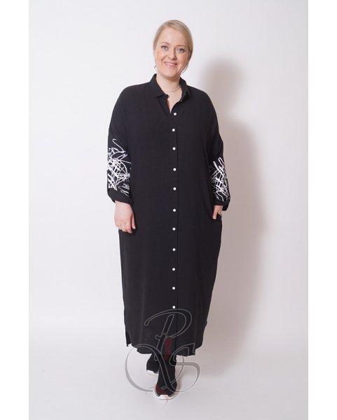 Платье - рубашка BIZE W2107-8821