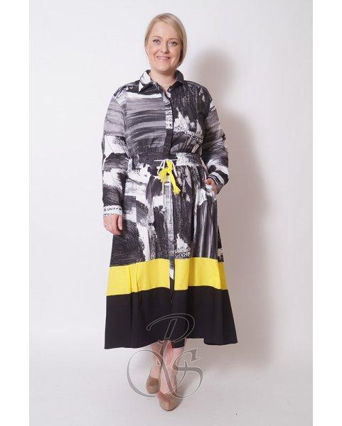 Платье - рубашка BIZE W2107-8848