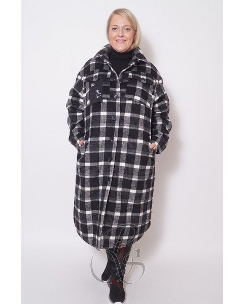 Пальто женское BARBARA W2108-9128
