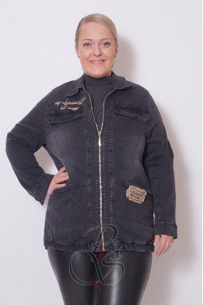 Джинсовый пиджак Busca C2109-9215