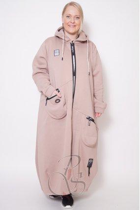 Пальто женское  PepperStyle R2112-9496