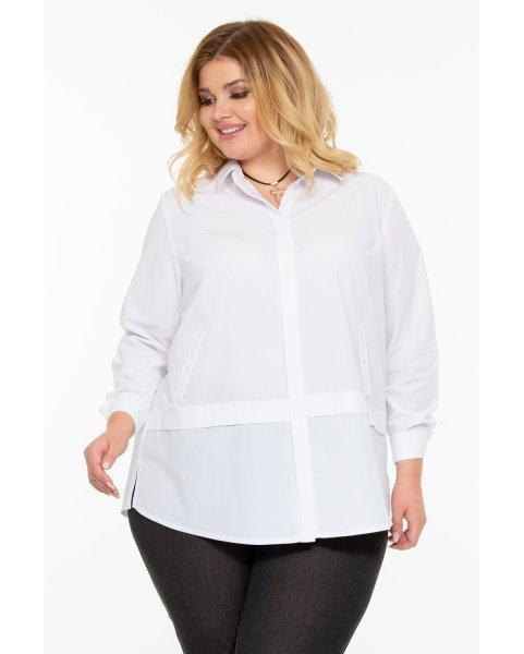 Рубашка женская LA MAXX P2021-1234