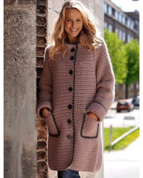 Пальто женское Darkwin U2021-0009