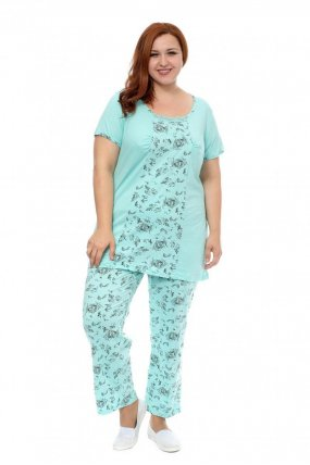 Пижама женская Ritafink P2021-0014
