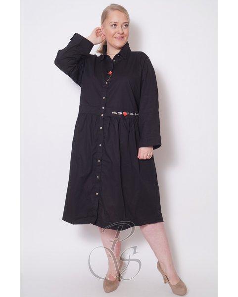 Платье - рубашка женское Francesca D2128-1026