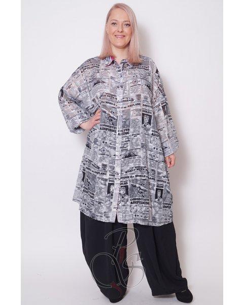Рубашка женская PepperStyle P2130-1811