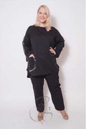 Костюм (брюки + туника) женский PepperStyle P2132-2118