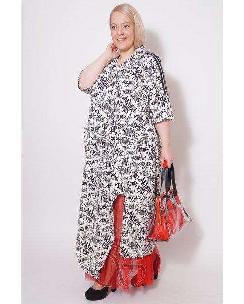 Костюм (Платье + подъюбник) женский PepperStyle P2133-2205