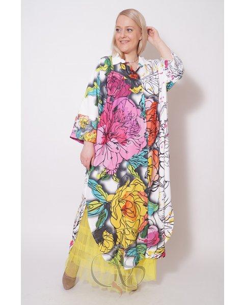 Костюм (Платье + подъюбник) женский PepperStyle P2133-2216