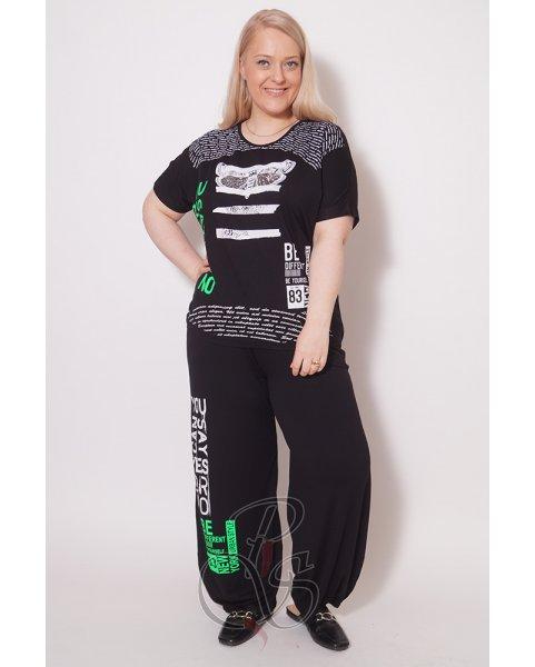 Костюм (брюки + туника) женский PepperStyle P2133-2232
