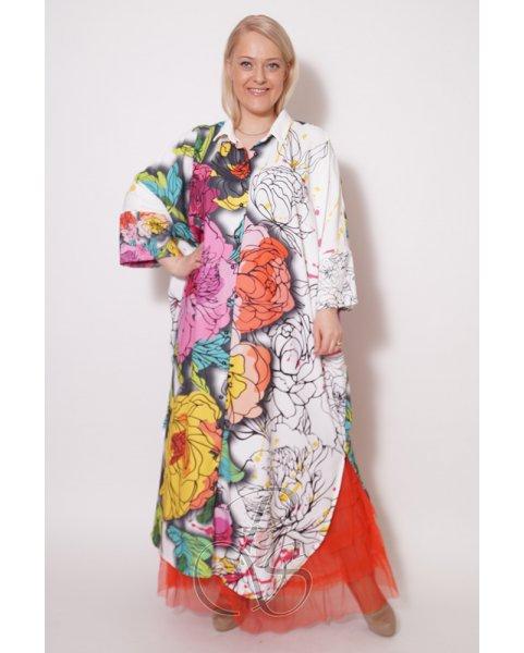 Костюм (Платье + подъюбник) женский PepperStyle P2133-2238