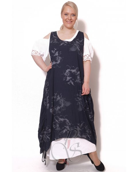 Комплект (платье + сарафан) женский PepperStyle P2135-2679