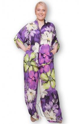 Комплект (ветровка + брюки) женский PepperStyle P2138-2943
