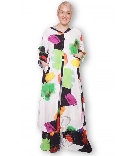 Комплект (накидка + брюки) женский PepperStyle P2138-2956