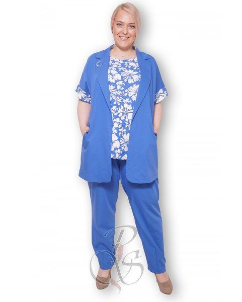 Комплект (жакет + топ + брюки) женский PepperStyle P2138-2964