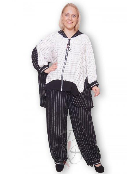 Комплект (ветровка + брюки) женский PepperStyle P2139-3007