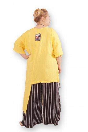 Костюм (брюки + туника) женский PepperStyle P2145-0001