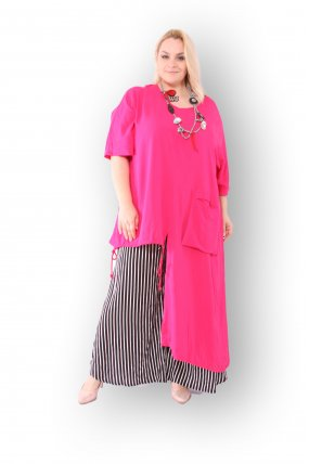 Костюм (брюки + туника) женский PepperStyle P2145-8046