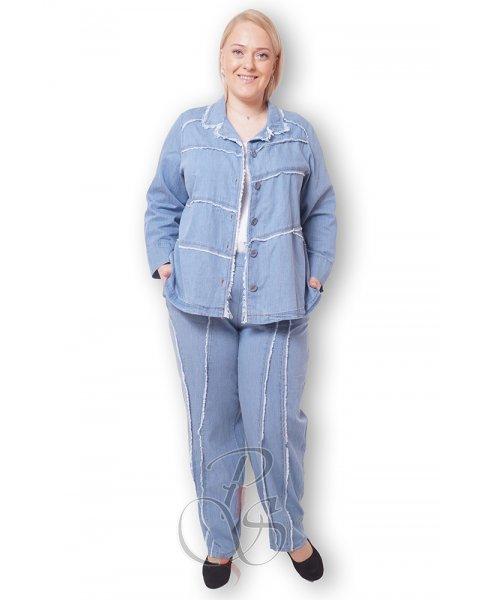 Комплект (Пиджак + брюки) женский PepperStyle P2143-3591
