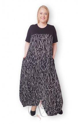 Платье - комбинезон женское PepperStyle P2144-3704
