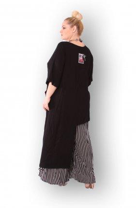 Костюм (брюки + туника) женский PepperStyle P2133-2250