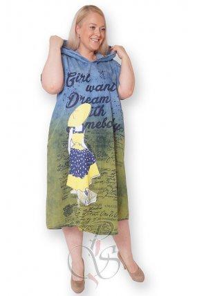 Платье женское PepperStyle P2148-4076