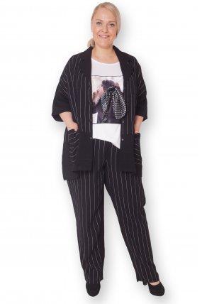 Комплект (Жакет + брюки) женский PepperStyle P2149-4262