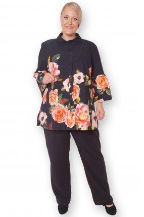 Блуза женская PepperStyle P2149-4282