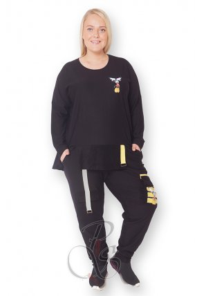 Спортивный костюм женский PepperStyle E2156-4810
