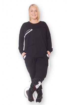 Спортивный костюм женский PepperStyle E2156-4826