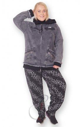 Куртка джинсовая женская PepperStyle P2156-4965