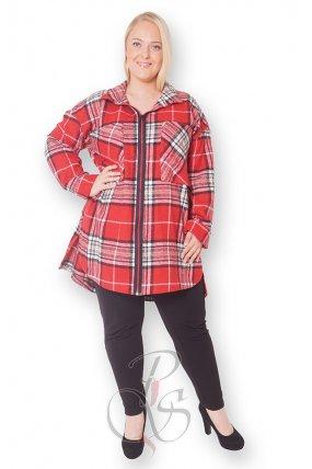 Рубашка женская PepperStyle XO2157-5066