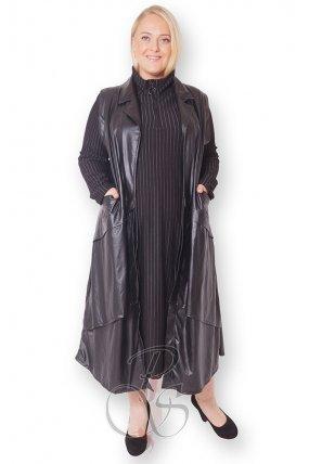Комплект (платье + жилет) женский PepperStyle XO2157-5089