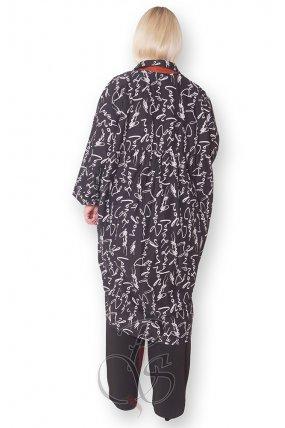 Платье - рубашка женское PepperStyle P2158-5364