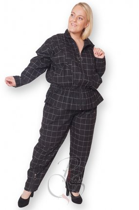 Комплект (жакет + брюки) женский PepperStyle W2159-5457