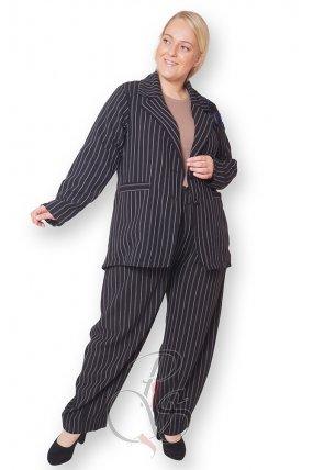 Комплект (жакет + брюки) женский PepperStyle W2159-5472