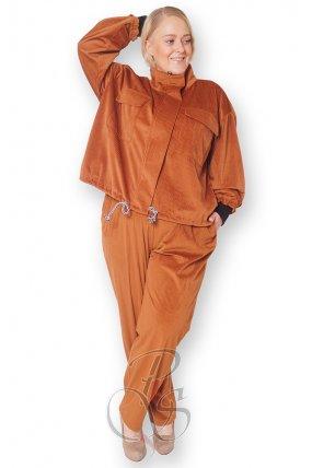 Комплект (жакет + брюки) женский PepperStyle W2159-5498