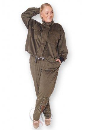 Комплект (жакет + брюки) женский PepperStyle W2159-5505