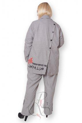 Комплект (жакет + брюки) женский PepperStyle W2159-5520