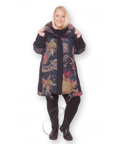 Пальто  женское  PepperStyle P2165-6119