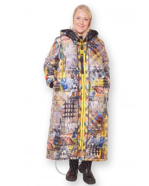 Пальто женское PepperStyle P2165-6242