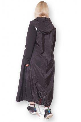 Комплект (платье + жилет) женский PepperStyle P2155-4747