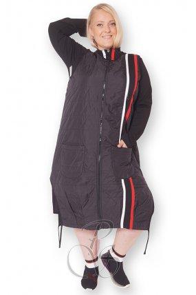 Комплект (платье + жилет) женский PepperStyle P2155-4761